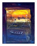 Ship Cemetery 1 Giclee Print by Rigel Sauri