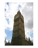 Big Ben, London, England Photographic Print by Sara Taksali