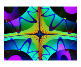 Radio Waves Photographic Print by Vicky Brago-Mitchell
