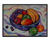 Summer Fruits Giclee Print by Mary Connors