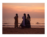 Goa Sunset Photographic Print by Joshua Korzenik