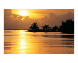 Kaibo Sunset Photographic Print by Anne Flinn Powell