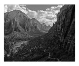 Zion Photographic Print by Jake Lippman