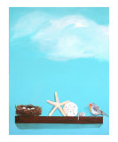 Birds Nest Giclee Print by Shelley Overton