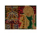 Reiki Healing Symbols Giclee Print by Navin Joshi
