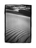 Sand Dune Shadows, Death Valley Photographic Print by Steve Gadomski