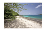 Tamarindo Bay Culebra Puerto Rico Photographic Print by George Oze
