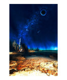 Horizons - Falling Stars Photographic Print by Emailandthings