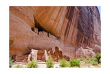 White House Ruins Canyon De Chelly Arizona Photographic Print by George Oze