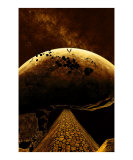 Horizons - The Fallen Photographic Print by Emailandthings