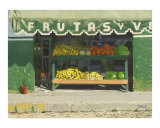 Frutas y Giclee Print by Michael Ward