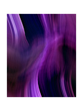 Deep Purple Mist Photographic Print by Ruth Palmer