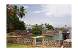 The Walled City Old San Juan Puerto Rico Photographic Print by George Oze