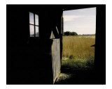 View from the Barn Photographic Print by Linda Waltenberger