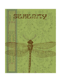 Serenity Giclee Print by Ricki Mountain