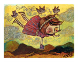 Taking Flight Giclee Print by Natasha Wescoat