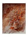 Autumn Bunch Giclee Print by  Ledent