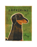 Gravhund Plakater af John Golden