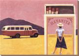Havanita Stretched Canvas Print by Elio Ciol