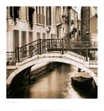 Ponti di Venezia I Posters by Alan Blaustein