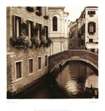 Ponti di Venezia II Poster von Alan Blaustein