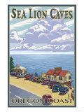 Sea Lion Caves, Oregon Posters by  Lantern Press