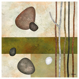 Sticks and Stones VI Posters af Glenys Porter