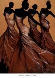 Flujo Lámina por Monica Stewart
