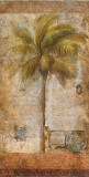 Palm Tree II Wall Art by  Kemp