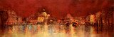 Venice at Night Affiches par  Kemp