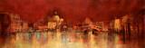 Venedig, aftenbillede Plakater af Kemp