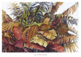 Paradise Leaves Prints by Lois Brezinski