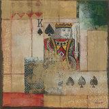 King Prints by  Dysart