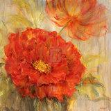 Calypso Reds I Prints by Liv Carson