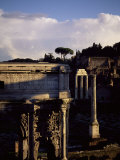 The Roman Forum, Unesco World Heritage Site, Rome, Lazio, Italy, Europe Photographic Print by Oliviero Olivieri