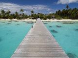 Fakarawa, Tuamotu Archipelago, French Polynesia, Pacific Islands, Pacific Photographic Print by Sergio Pitamitz