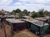 Shacks, Soweto, Johannesburg, South Africa, Africa Photographic Print by Sergio Pitamitz