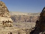 Petra, Unesco World Heritage Site, Jordan, Middle East Photographic Print by Sergio Pitamitz