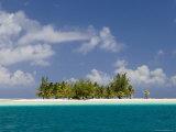 Tikehau, Tuamotu Archipelago, French Polynesia, Pacific Islands, Pacific Photographic Print by Sergio Pitamitz