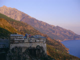 The Holy Mountain, Mount Athos, Unesco World Heritage Site, Greece, Europe Photographic Print by Oliviero Olivieri