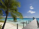 Le Maitai Dream Hotel, Fakarawa, Tuamotu Archipelago, French Polynesia, Pacific Islands, Pacific Photographic Print by Sergio Pitamitz