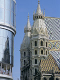 St. Stephen's Cathedral, Vienna, Austria Photographic Print by Christian Kober
