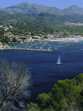 Port d'Andtrax, Mallorca, Balearic Islands, Spain Photographic Print by Chris Kober