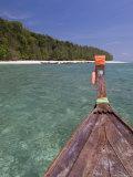 Bamboo Island Near Phi Phi Don Island, Thailand, Southeast Asia, Asia Photographic Print by Sergio Pitamitz