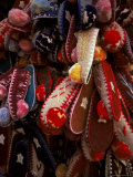 Slippers, Nafplion (Nafplio), Peloponnese, Greece, Europe Photographic Print by Oliviero Olivieri