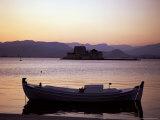 Nafplion (Nafplio), Peloponnese, Greece, Europe Fotografisk tryk af Oliviero Olivieri