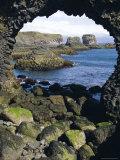 Arnarstapi, Snaefellsjokull (Snaefellsnes) Peninsula, Iceland Photographic Print by Chris Kober