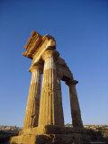 Agrigento, Unesco World Heritage Site, Sicily, Italy, Mediterranean, Europe Photographic Print by Oliviero Olivieri