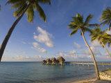 Pearl Beach Resort, Tikehau, Tuamotu Archipelago, French Polynesia, Pacific Islands, Pacific Photographic Print by Sergio Pitamitz