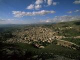 Corleone, Palermo, Sicily, Italy, Europe Fotografisk tryk af Oliviero Olivieri